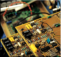 Contract PCB manufacturing and assembly