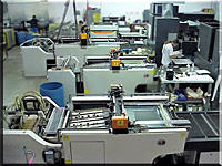 Screen Printing Presses